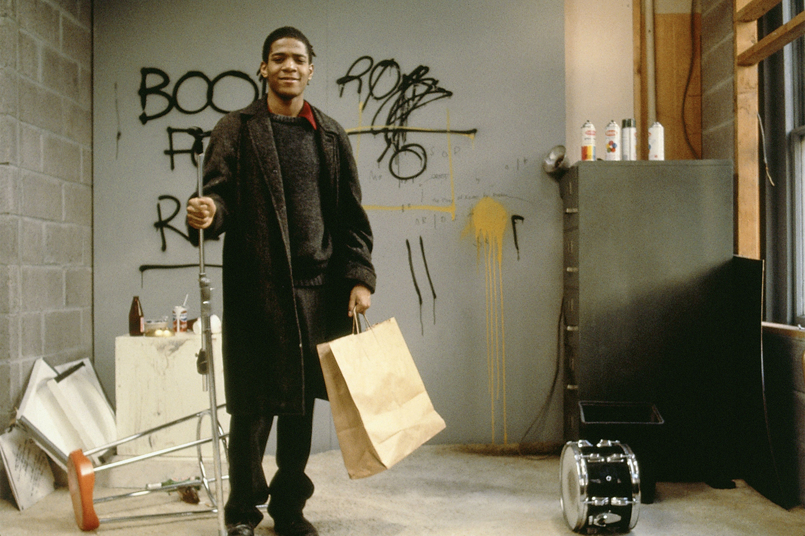 Basquiat Never Before Seen Works X Contemporary