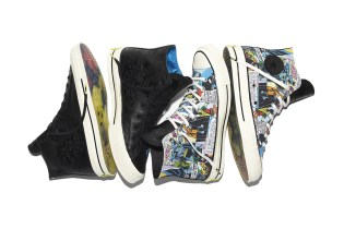 Batman Comes to the Converse Chuck Taylor All Star '70