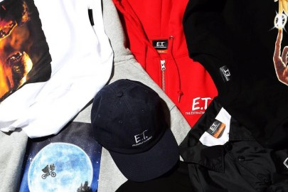"""BEAMS Goes out of This World for New """"E.T. The Extra-Terrestrial"""" Collection"""