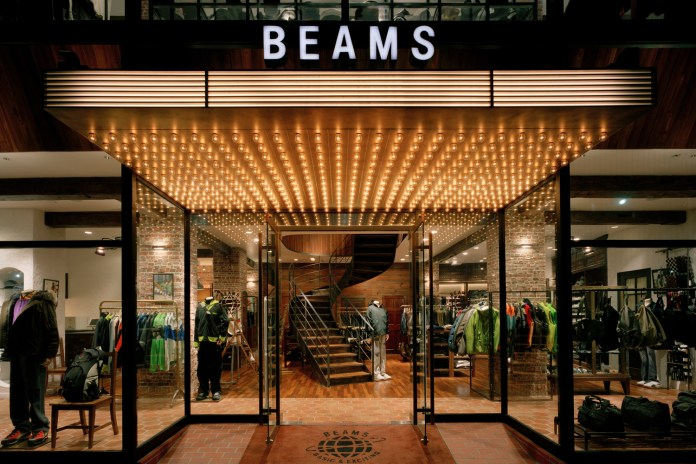 BEAMS Launches Curated Range Inspired by the Japanese Region of Beppu