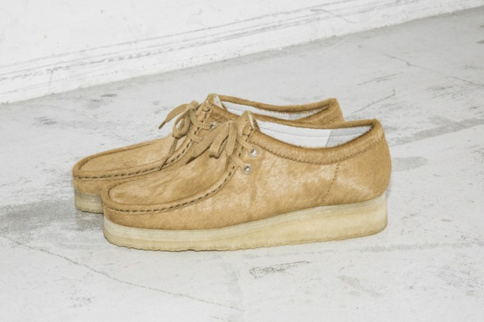 BEAUTY & YOUTH Continues Its Streak of Timeless Collabs With a Pair of Clarks Wallabees
