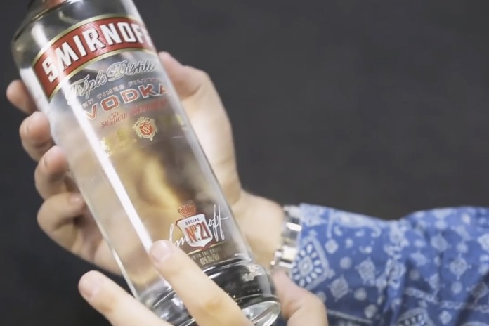 Watch a Vodka Expert Review Bottom-Shelf Vodkas