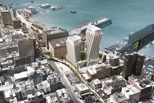 Bjarke Ingels Group Plans a Pair of Rotating Towers in New York