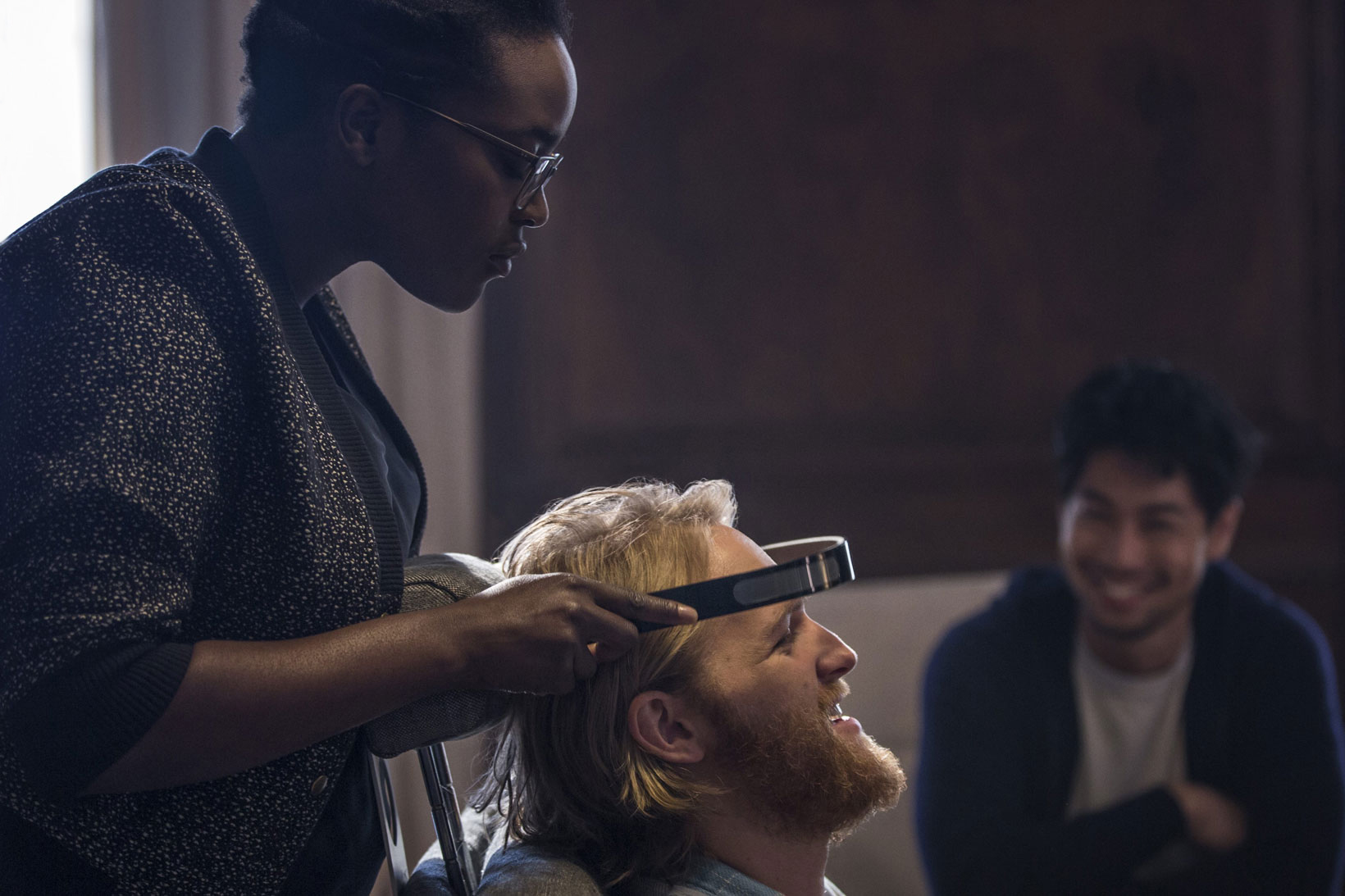 "Black Mirror's ""Playtest"" Might Be the Best Haunted House Movie of the Year"