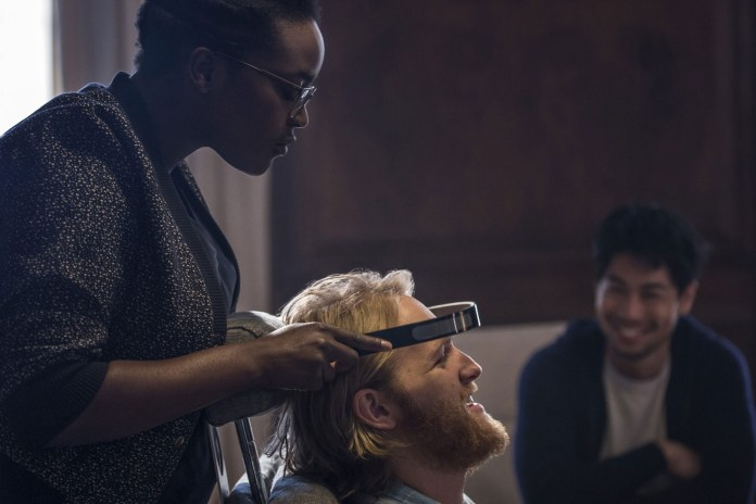 "Black Mirror's ""Playtest"" Might Be the Best Haunted House Episode of the Year"