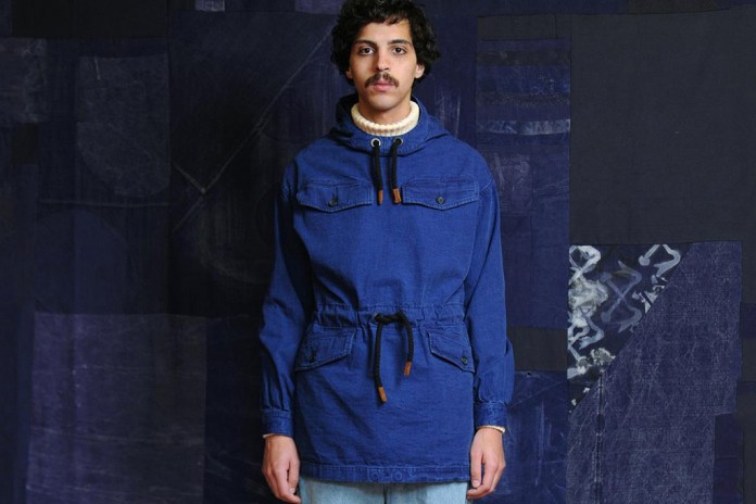 Parisian Brand Bleu de Paname Drops a Workwear-Heavy 2016 Fall/Winter Lookbook