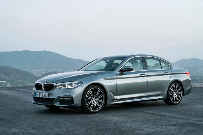 BMW Reveals the All-New 2017 Revamp of the 5 Series