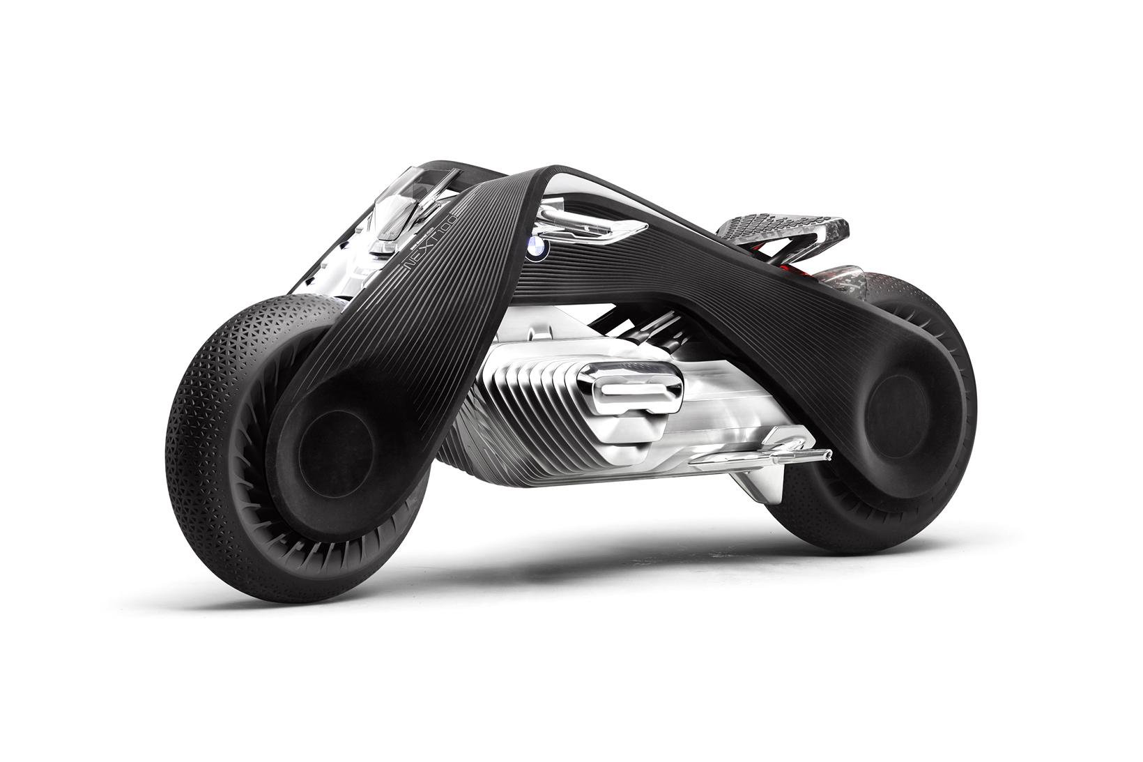 bmw motorrad vision next 100 concept hypebeast. Black Bedroom Furniture Sets. Home Design Ideas