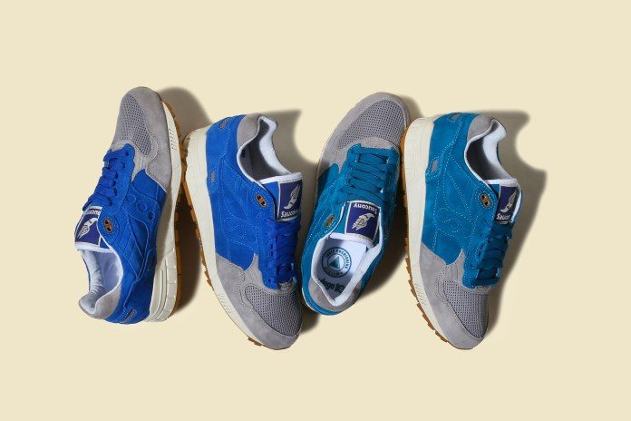 Bodega and Saucony Reissue the Elite Shadow 5000 for Its 10th Anniversary