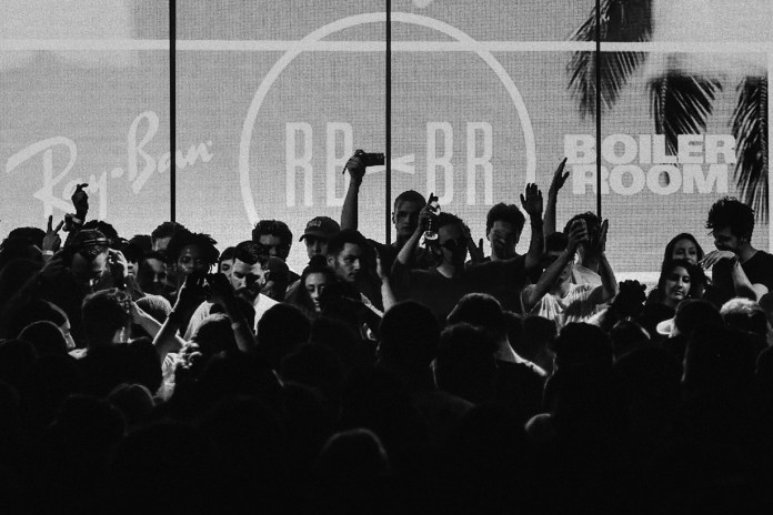 Boiler Room's Virtual Reality Venue Will Be a World First