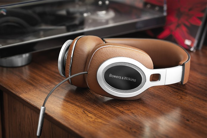 Bowers & Wilkins Celebrates 50 Years With the P9 Signature Headphones