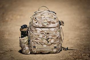 BRAVO's MultiCam™ Backpack Is Designed With Functionality & Durability in Mind