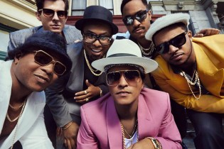 "Bruno Mars and Mark Ronson Have Been Sued Over ""Uptown Funk"""