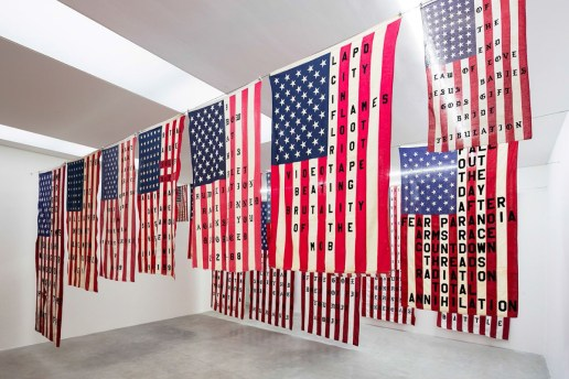 "Cali Thornhill DeWitt's ""29 Flags"" Is Inspired by Recent American History"