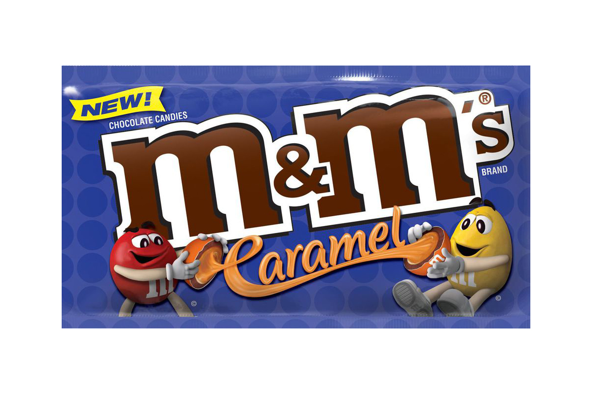 Caramel M&M's Are Coming to a Candy Aisle Near You