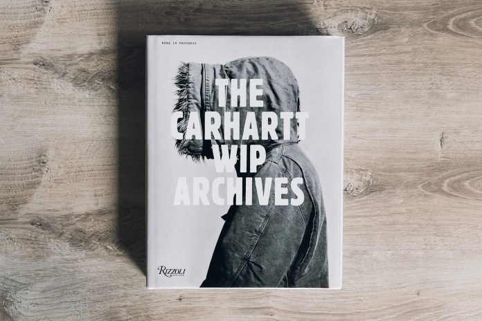 Rizzoli Delves Deep Into the Carhartt WIP Archives