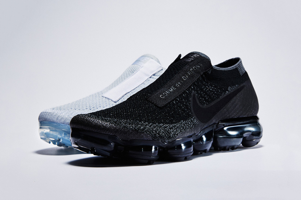 COMME des GARÇONS and NikeLab Join Forces on the VaporMax and Air Moc Silhouettes