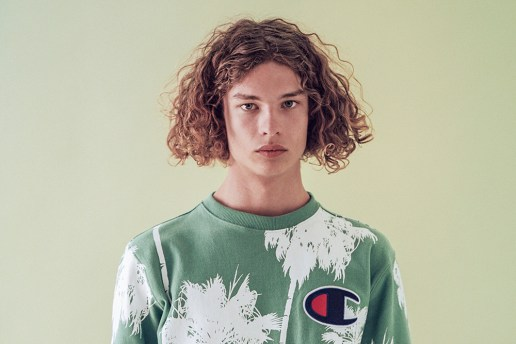 Here's an Exclusive Look at Champion's 2017 Spring/Summer Collection