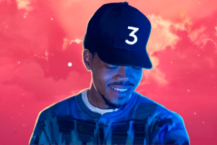 "Chance the Rapper Has Made His ""3"" New Era Cap an Official Product"