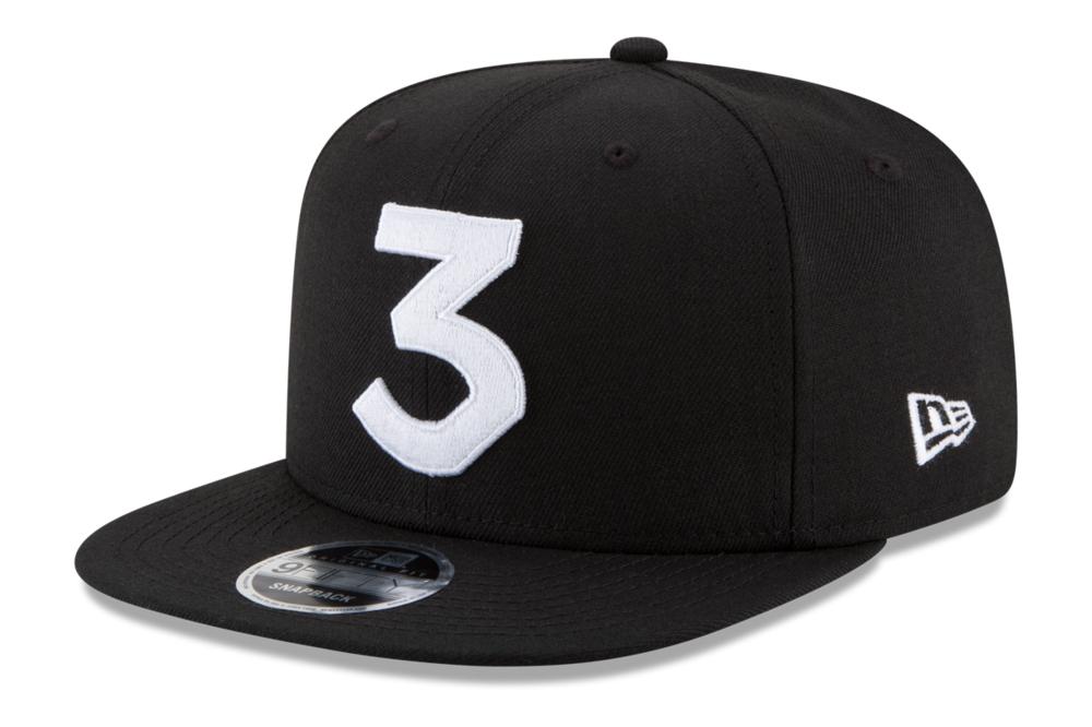 """Chance the Rapper """"3"""" New Era Cap"""