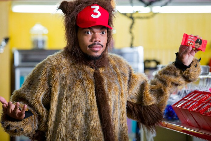 Chance the Rapper Made Kit Kat's New Jingle