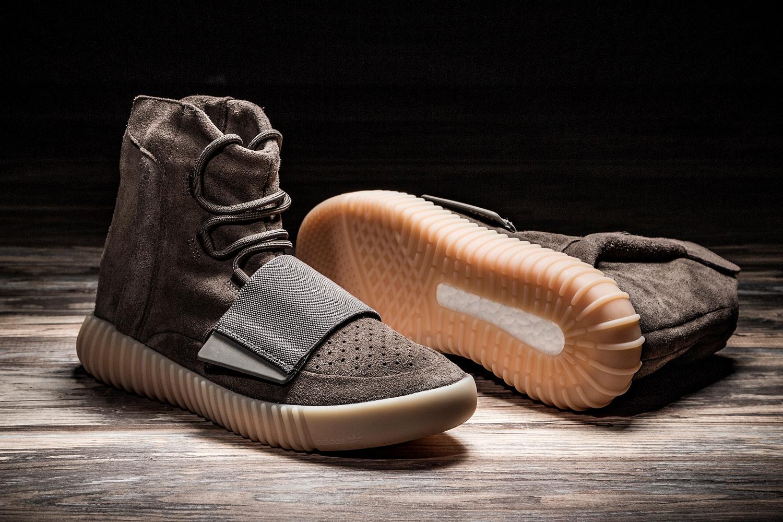 "Do Your adidas Yeezy BOOST 750 ""Light Brown/Gum"" Glow in the Dark?"
