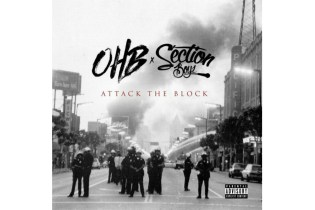 Chris Brown & OHB Team Up With Section Boyz for 'Attack The Block' Mixtape