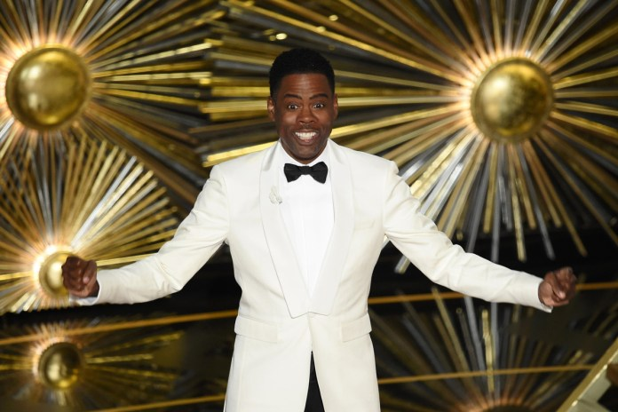 Chris Rock Reportedly Signs $40 Million USD Deal With Netflix