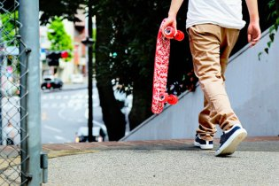 Coca-Cola & Kinetics Release a Mini Cruiser