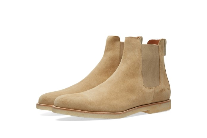 Common Projects Has Crafted the Ideal Chelsea Boot