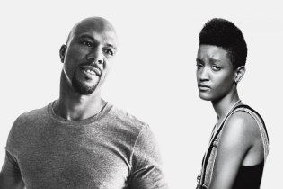 "Common & Syd tha Kyd Link Up for ""Red Wine"""