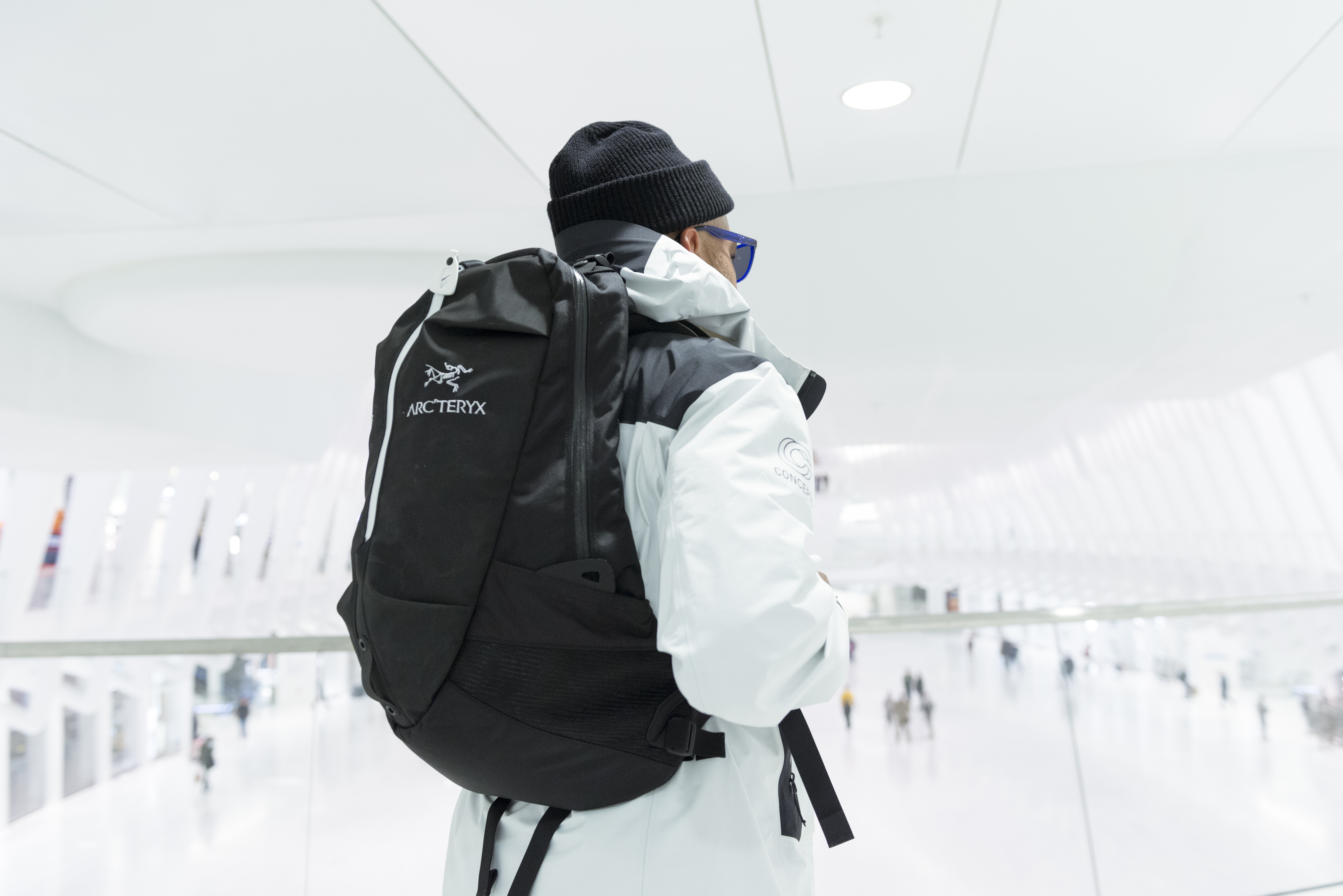 Concepts & Arc'teryx Release a Special Edition Beta SL Jacket and Arro 22 Backpack