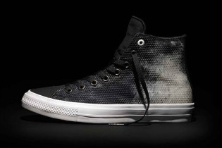 Converse Drops the Chuck Taylor All Star II Moon High Top