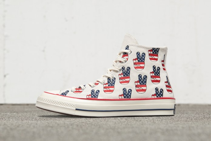 """Converse Releases Limited Edition """"Election Day"""" Chuck Taylor All Star 1970s"""