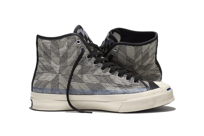 Converse's Quilted Jack Purcell Is One of the Most Intricate Sneakers of the Year