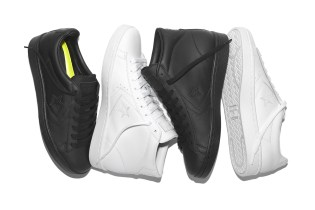 Converse Reintroduces the Pro Leather With a Monochromatic Pack
