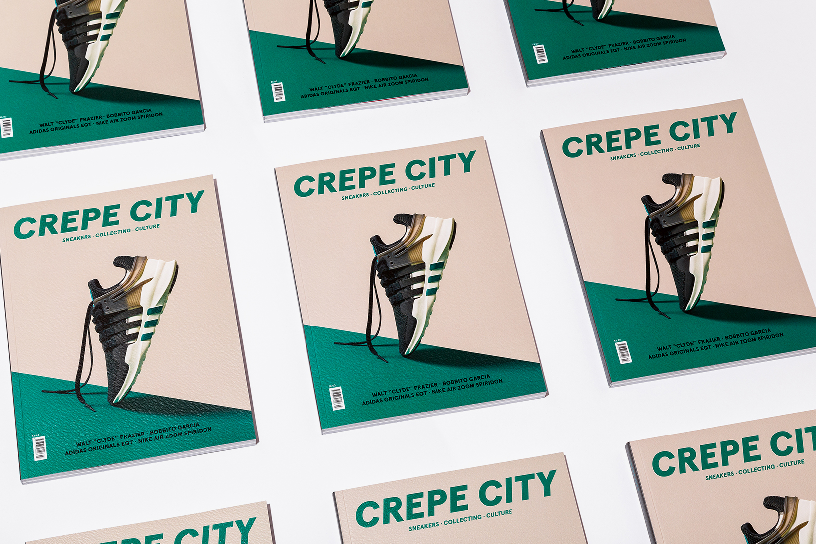 'CREPE CITY' Presents Its Third Issue