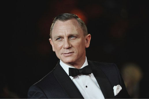 Daniel Craig Might Return as James Bond After All