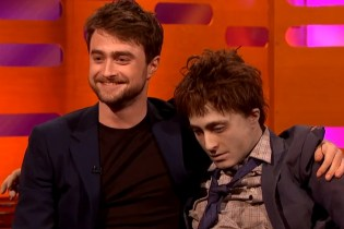 Watch Daniel Radcliffe Bring His Dead Body Dummy to 'The Graham Norton Show'