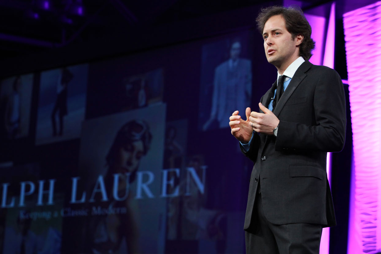 David Lauren Ralph Lauren Chief Innovation Officer
