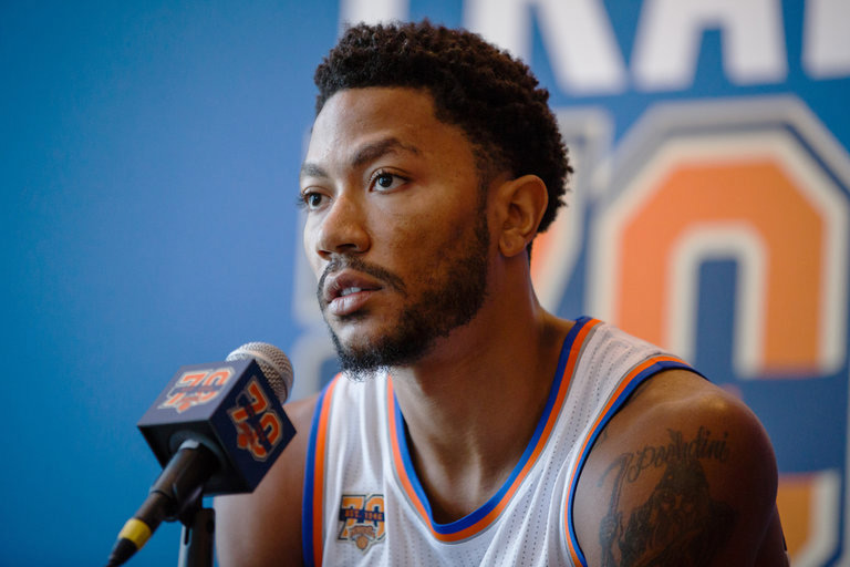 "New York Knicks' Derrick Rose Found ""Not Liable"" in Sexual Assault Case"