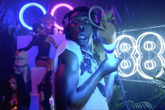 Desiigner Talks Kanye, Performs 'Zombie Walk' and Spews Killer Freestyle