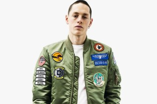 Deus Ex Machina Teams up With Alpha Industries on a MA-1 Flight Jacket