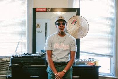 Cousin Stizz's DJ, Reefyeus, Talks About Style, Beat-making for Breakfast, Chance the Rapper and More