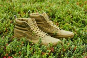 DQM and Vans Present the Quilted Sk8-Hi MTE DX