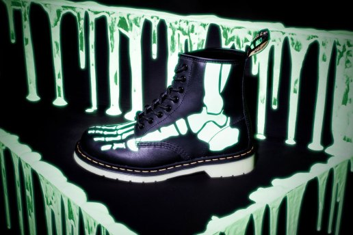Dr. Martens Unveils a Glow-in-the-Dark Boot