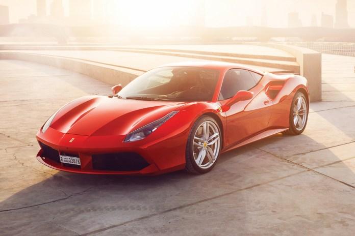 Drake Buys 21 Savage a Ferrari 488 For His Birthday