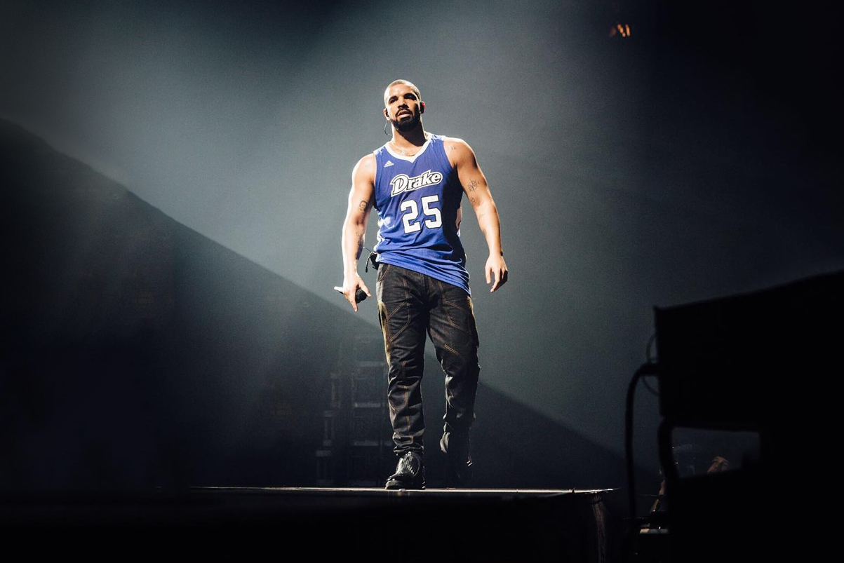 Drake Gets a Birthday Present from Sade