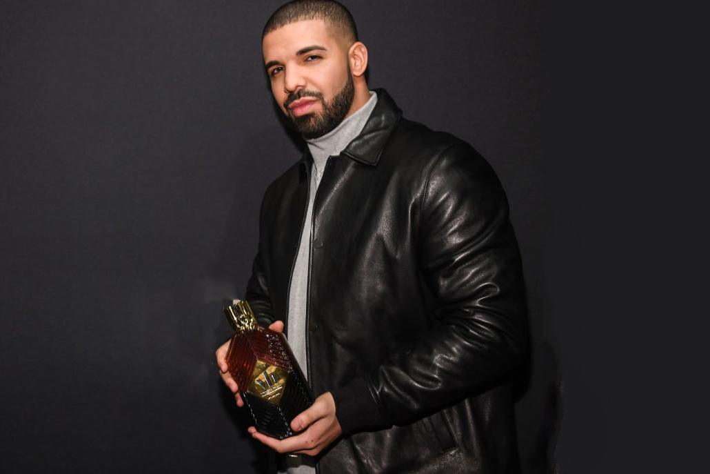 Drake's New Whiskey Is Already Breaking Records in the 6