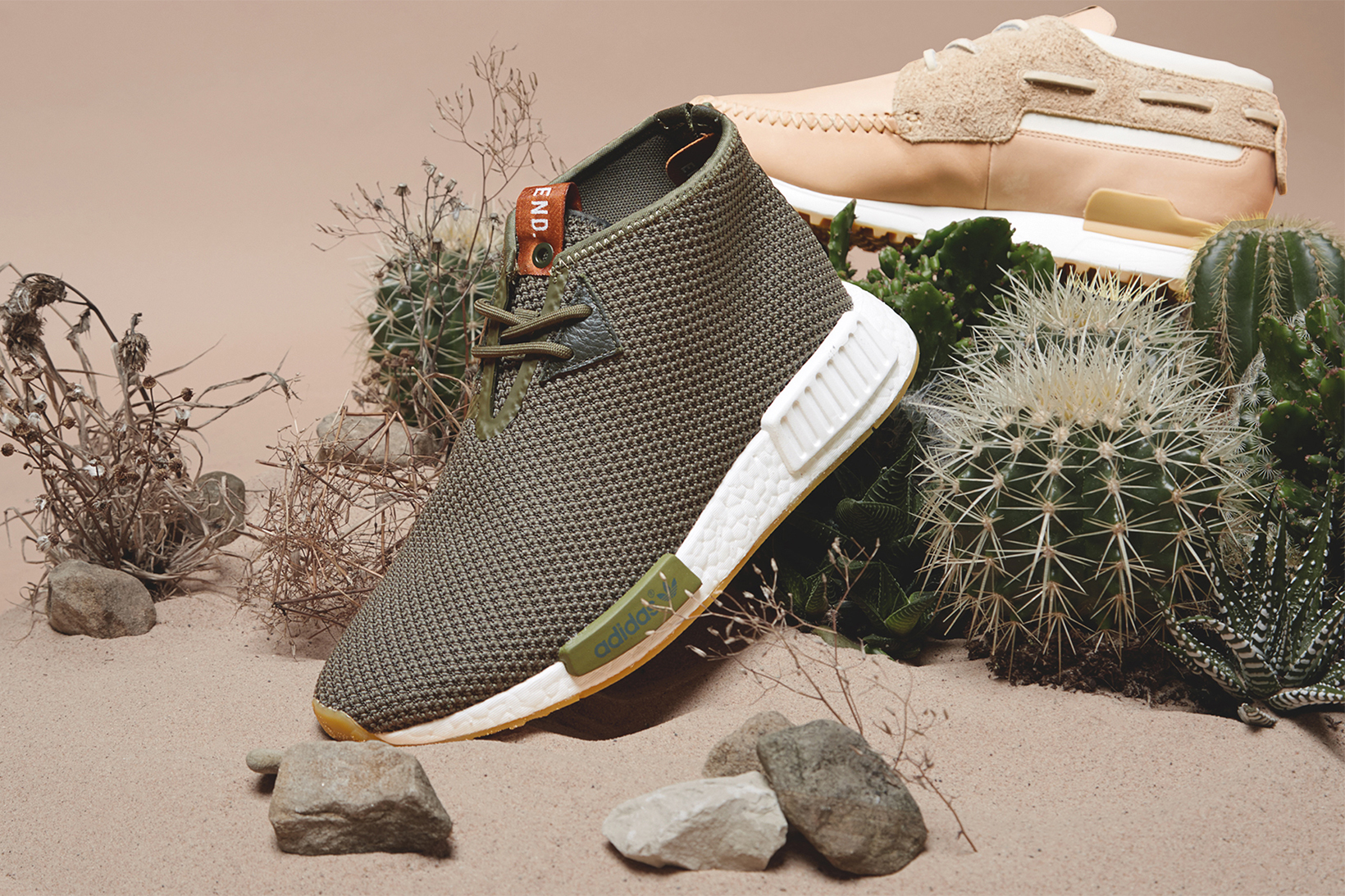 END. Hits the Desert for Its Upcoming adidas Consortium Collaboration
